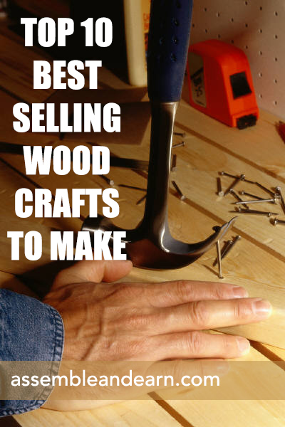 Wood craft ideas to sell for pinterest