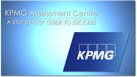 KPMG Assessment Centre - Success Guide 2018 - business meet and greet invitation wording