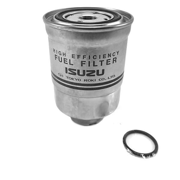 Fuel Filter; Element; High Efficiency ISUZU NRR NQR NPR NPR-HD Hvr
