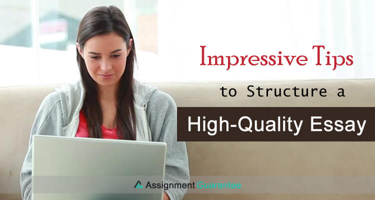 Easy Techniques To Structure A High-Quality Essay