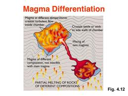 Analysis On Magmatic Differentiation Assignment Point