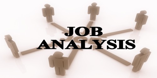 Objectives of Job Analysis - Assignment Point - job analysis