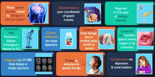 Dysarthria (Types, Causes, and Symptoms) - Assignment Point