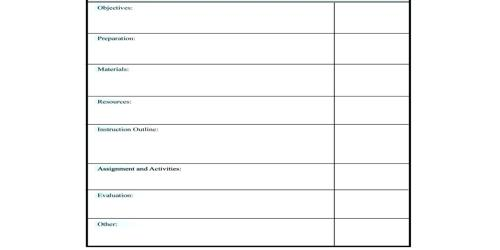 Sample Daily Meeting Agenda Format - Assignment Point