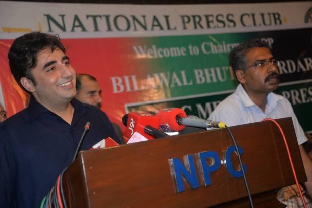 b bhutto