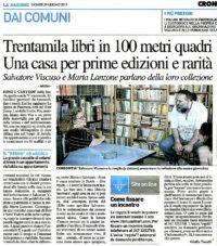 Il giornale: La Nazione, parla di noi. Grazie Giulia Tonelli