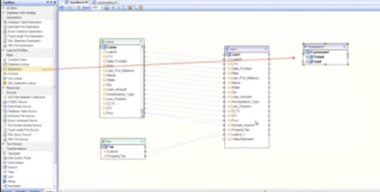 Creating a Complex Dataflow in Centerprise - Part 1 Astera