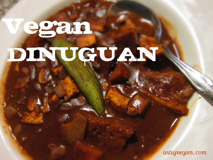 Vegan Filipino: Dinuguan Recipe