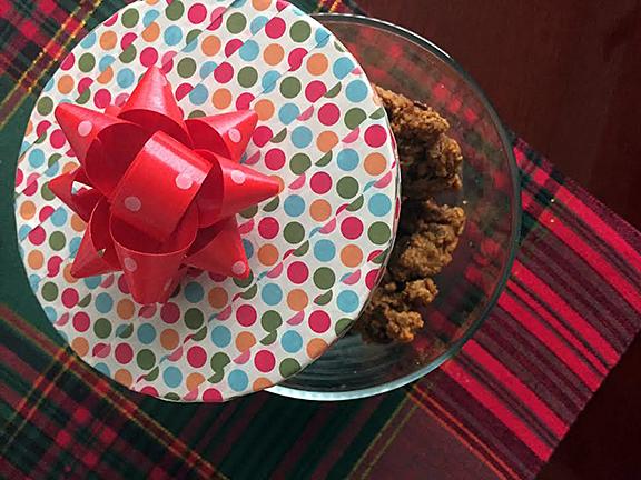 persimmon cookies 1