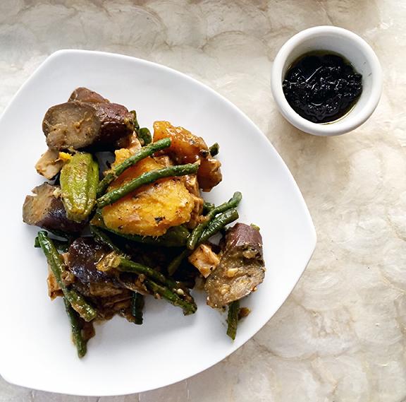 Vegan Filipino: Pinakbet Stew