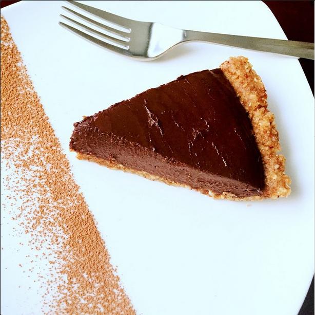 vegan chocolate ganache rouxbe