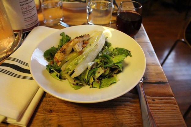 isa chandra caesar salad