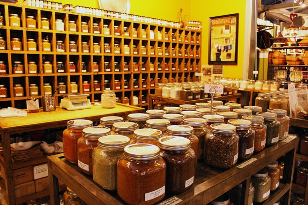 spices stores in napa