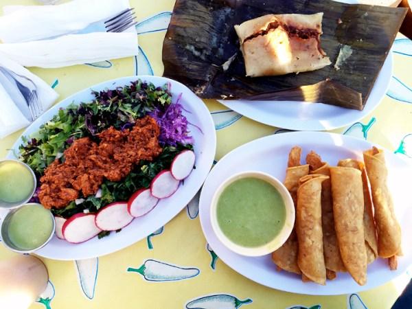 Where to Eat Vegan: Flacos, Berkeley
