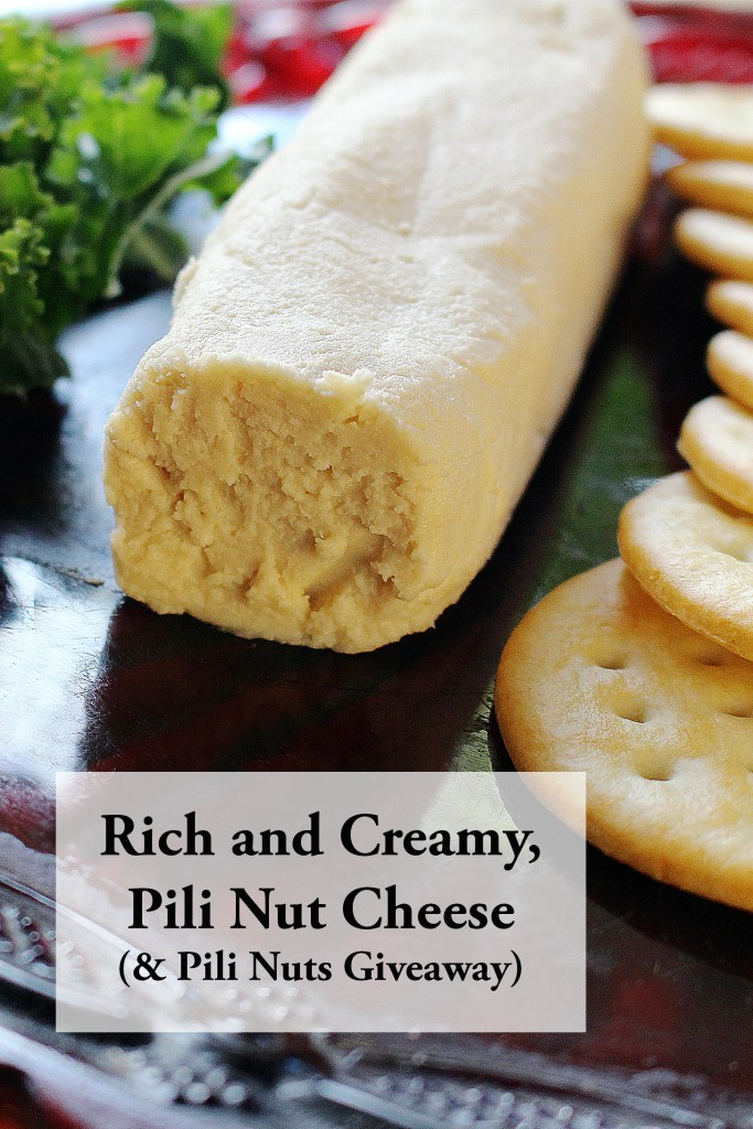pili nut cheese titlecard