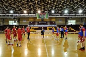 El Ademar León continuará su preparación en Astorga. / ADEMAR LEÓN.