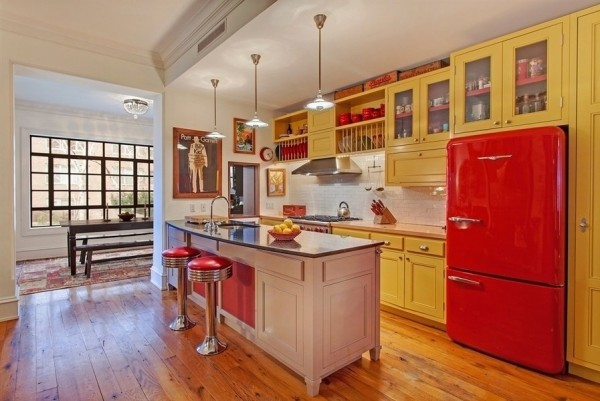 Ethan Hawke's Chelsea Townhome in NYC