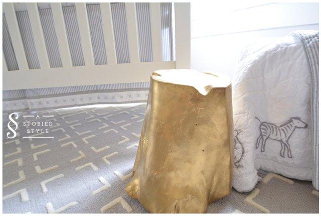 home goods gold stump
