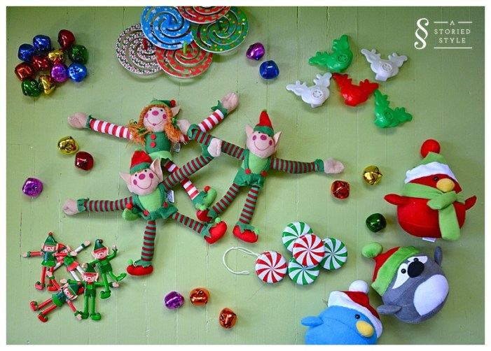 christmas kid party favors