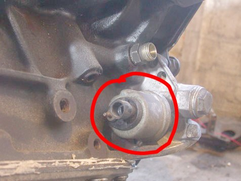 XE/LET oil pressure and temp senders, what, why, how, where