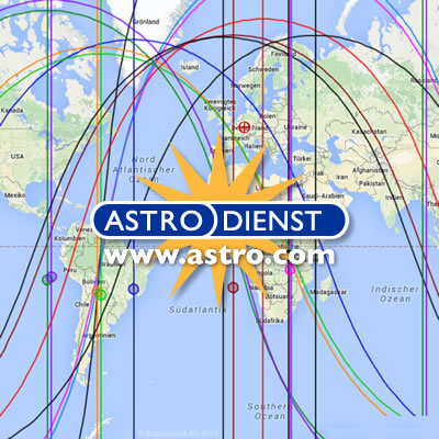 Horoscope AstroClick Travel - Astrodienst