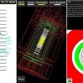 Enkele schermen uit de LHSee app