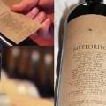 Het bestaat echt: Meteorito wijn