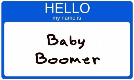 Don\u0027t call me a Baby Boomer\