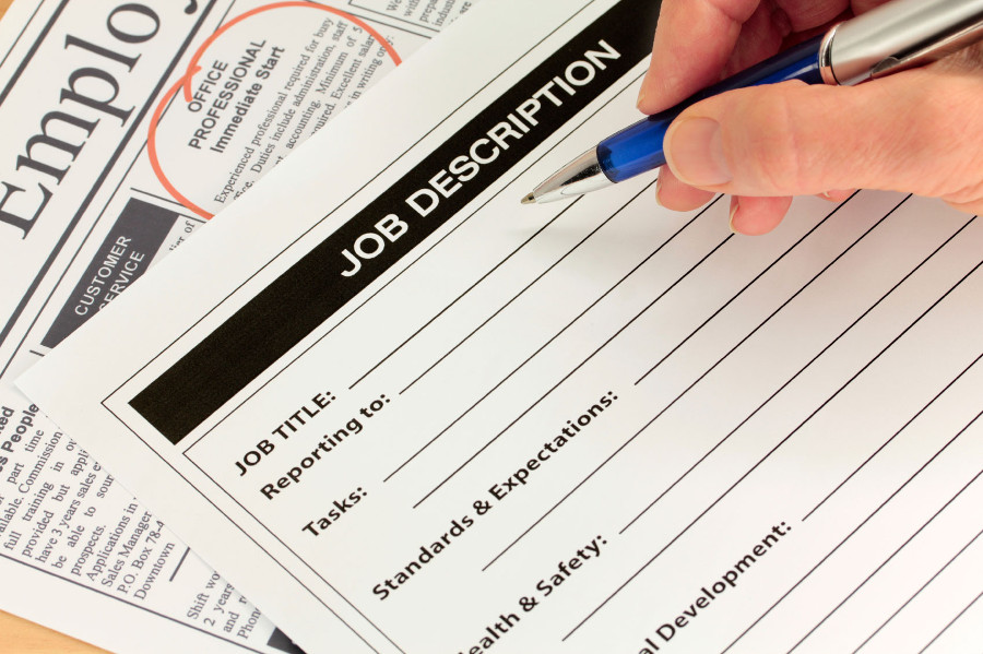 The Importance of Job Descriptions - Astron Solutions