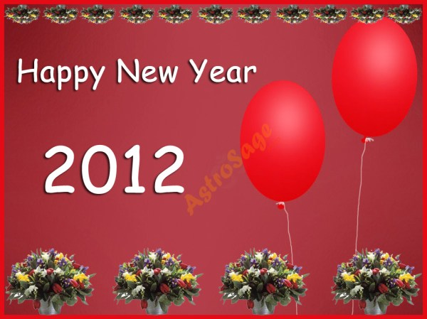 Happy New Year Greetings 2012  Greetings of Happy New Year 2012. 1024 x 768.Free Happy New Year Greeting Message