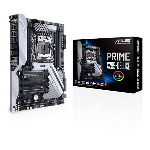 PRIME X299-DELUXE Motherboards ASUS USA