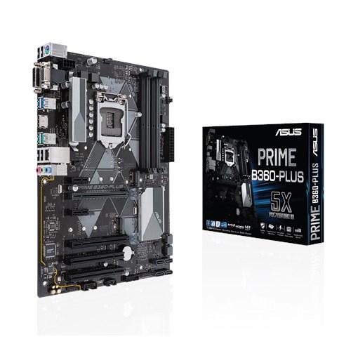 PRIME B360-PLUS Motherboards ASUS USA