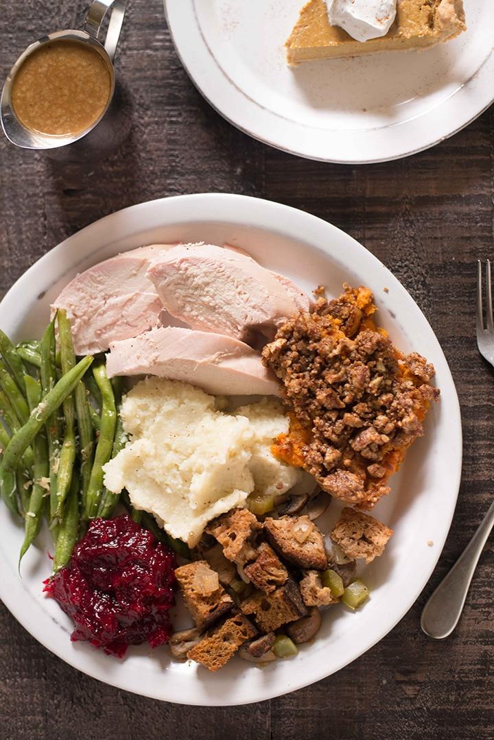 $100 Whole Foods Market 365 Thanksgiving Dinner Menu Challenge \u2022 A