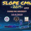 RUNNING SLOPE CMU 2019