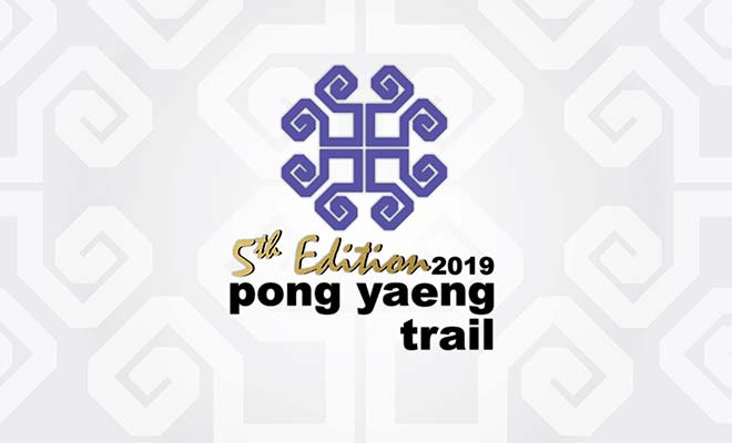 Pong Yaeng Trail 2019 a trail running event in Pong Yaeng Sub-district, Mae Rim, Chiang Mai, THAILAND.