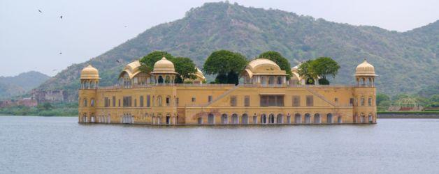 Jal Mahal (Palazzo sull'acqua)