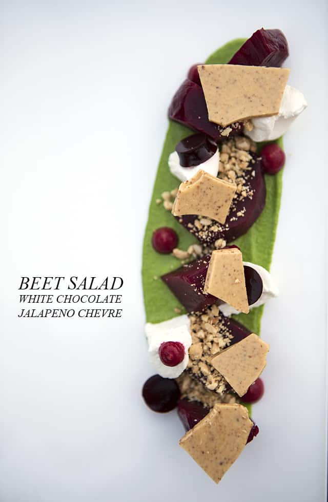 Beet Salad, Mettle, Austin