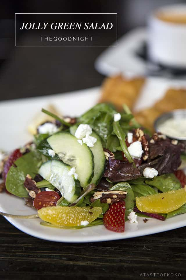 Jolly Green Salad