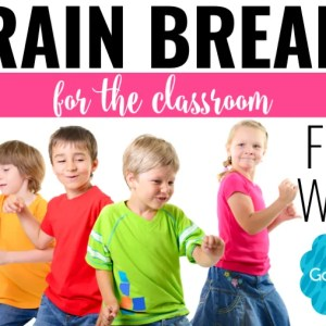 FREE Brain Breaks for the Classroom