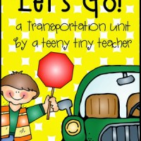 Let's Go!  A Transportation Unit