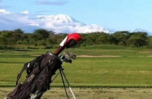 Golf Safari - Play with a view on the Kilimanjaro