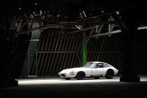 L'atelier automobile, le référent des voitures de collection - Jaguar Type E Série 1