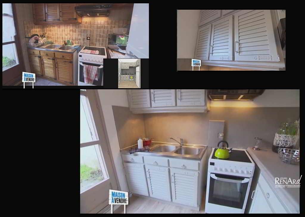 cuisine blanche nacree avec des id es int ressantes pour la conception de la chambre. Black Bedroom Furniture Sets. Home Design Ideas