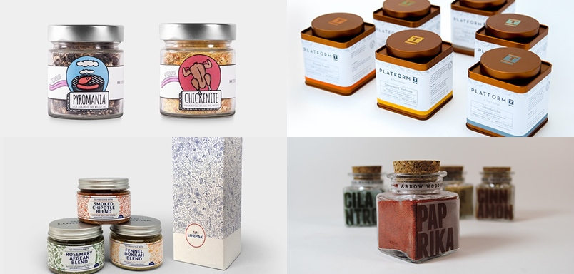 25 Spice Packaging Designs That Would Look Great In Your