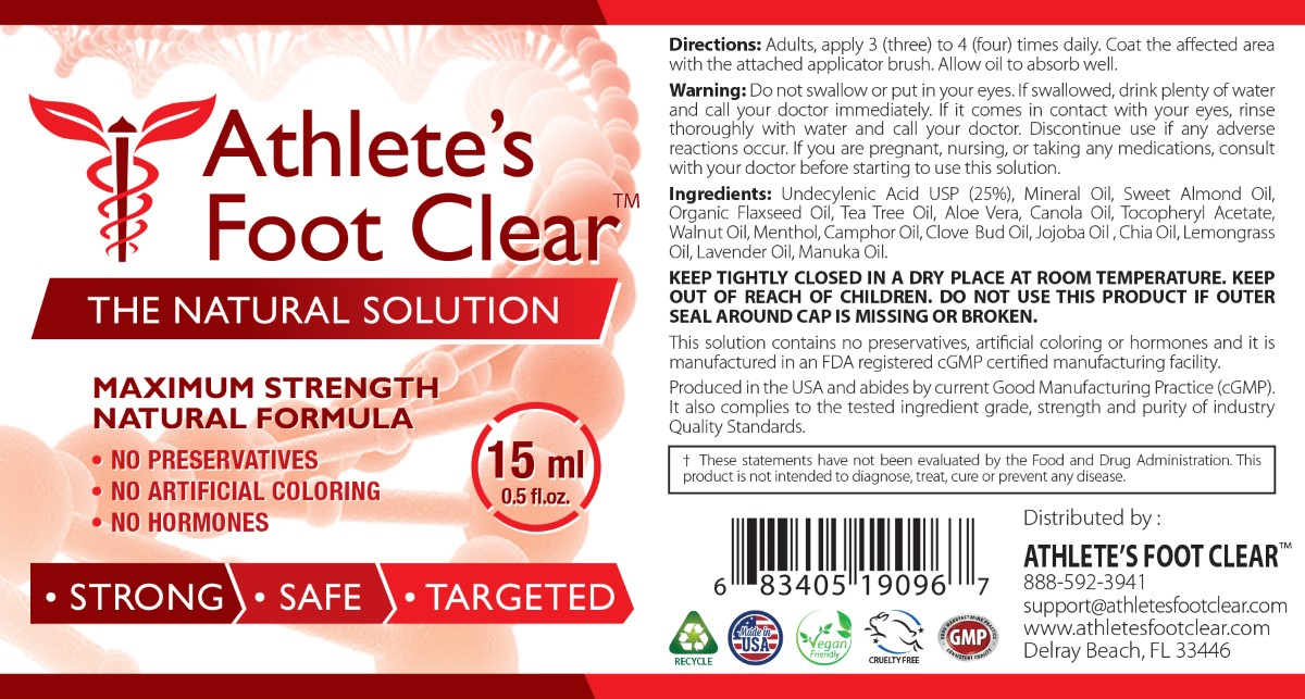 Athlete\u0027s Foot Clear™ Learn More About Athlete\u0027s Foot - Symptoms
