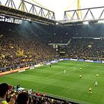 Der BVB feiert zum Stadionjubiläum einen Sieg über Wolfsburg (Foto: Athletic-Brandao).