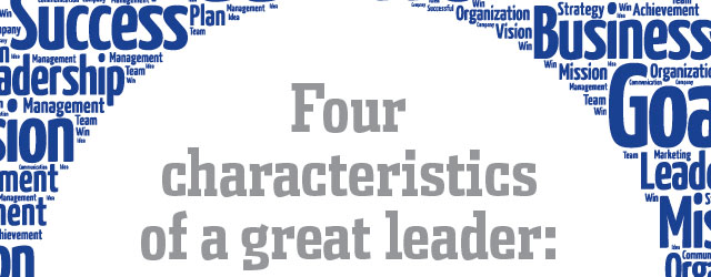 Four Characteristics of a Great Leader - Athletic Business