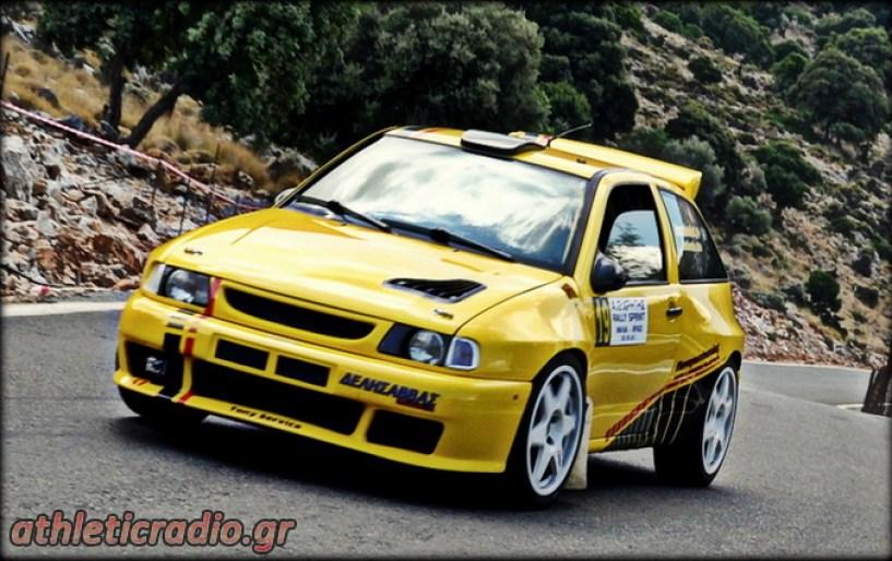Rally Sprint Μάλια-Κράσι…