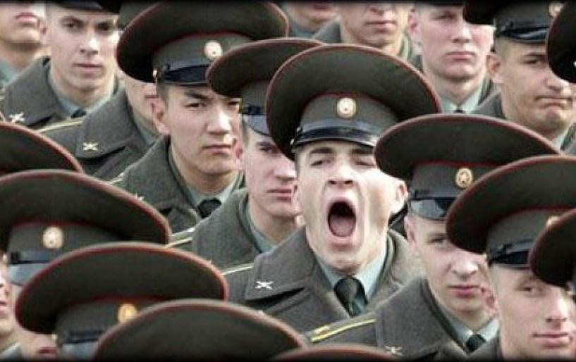 Στρατός Ρωσίας-Ουκρανίας σε αριθμούς!!!