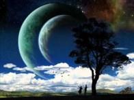 Σαν δίδυμα φεγγάρια!…